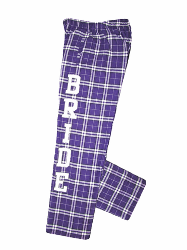 Custom Bride Pajama Pants
