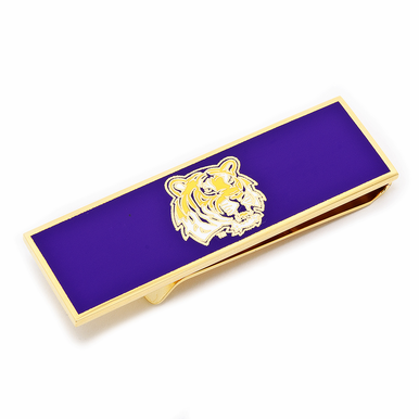 Louisiana State Tigers Money Clip