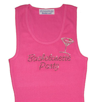 Cosmopolitan Bachelorette Party Tank Top or T-Shirt