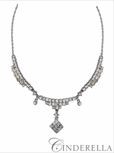 Kirstie Kelly for Disney - Cinderella Necklace