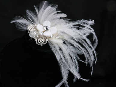 En Vogue Bridal Hair Flower FL303