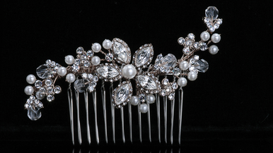 En Vogue Bridal Hair Comb HC830