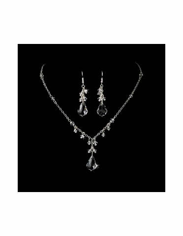 Crystal Couture Jewelry Set NE-6871