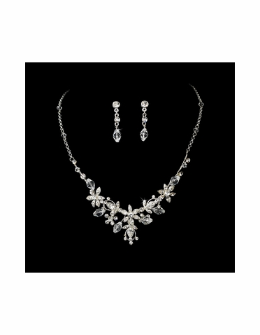 Crystal Couture Jewelry Set NE-6855