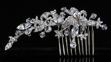 En Vogue Bridal Hair Comb HC705