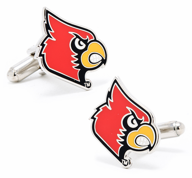 Louisville Cardinals Cufflinks