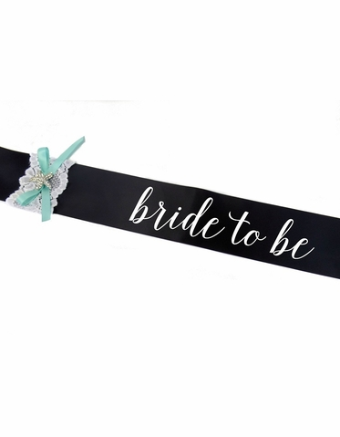 Beach Themed Bridal Party Sash - Many Colors Available!
