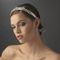 Vintage Style Bridal Headpiece on Ribbon