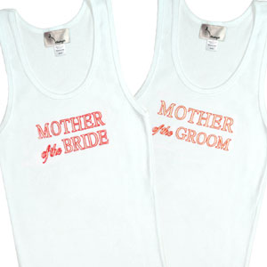 Glow in the Dark Mother of the Bride Tank Top - Mother of the Groom Tank Top