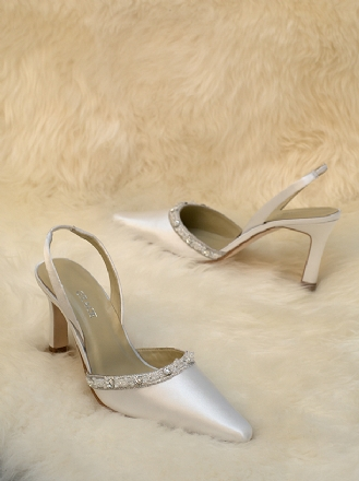 CLEARANCE SALE! Amare Wedding Shoes by Grace Shoes