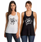 Bride to Be, Bride's Babes, Babe of Honor Bridal Party Tank Tops