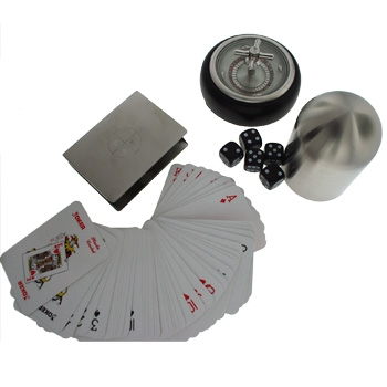 Travel Roulette Card Game