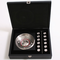 Silver Plated Travel Roulette Set