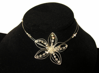 Lily Choker Necklace