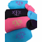 Monogrammed Spa Wrap in Waffle Weave Cotton