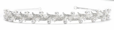 Crystal Tiara or Headband T849