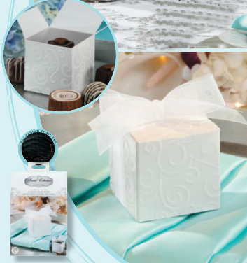 David Tutera Wedding Favor Boxes