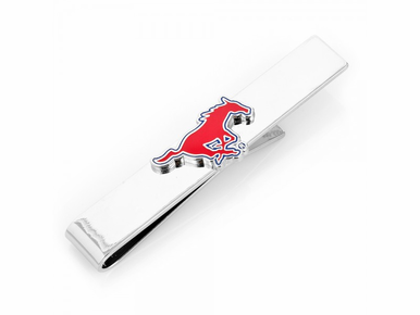 SMU Mustangs Tie Bar