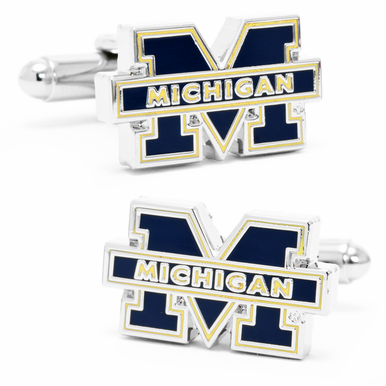 University of Michigan Cufflinks