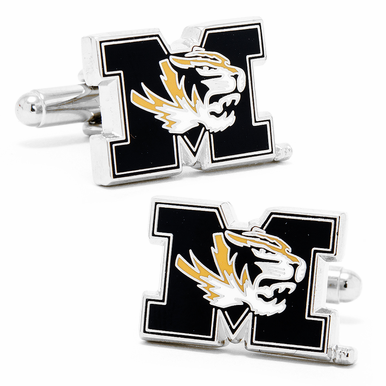 Missouri  Tigers Cufflinks