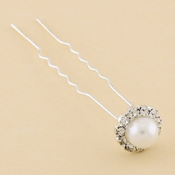 Glass Pearl Hair Pin