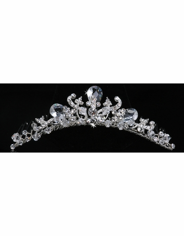 En Vogue Bridal Crystal Tiara Comb TC921