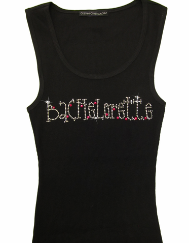 Party Girl Bachelorette Tank Top or T-Shirt