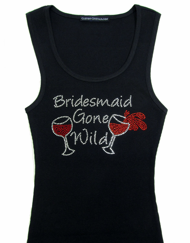 "Personalized ""Gone Wild"" Tank or Shirt"