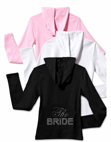 Big Bling Bridal Party Hoodie - Custom Hoodies