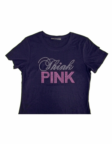 Think Pink Ribbon Shirt