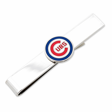 Chicago Cubs Officially Licensed Tie Bar
