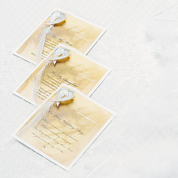 CLEARANCE: In Memory Heart Pin and Poetry Card