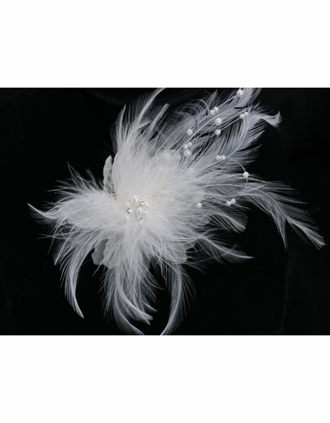 En Vogue Bridal Hair Flower FL307