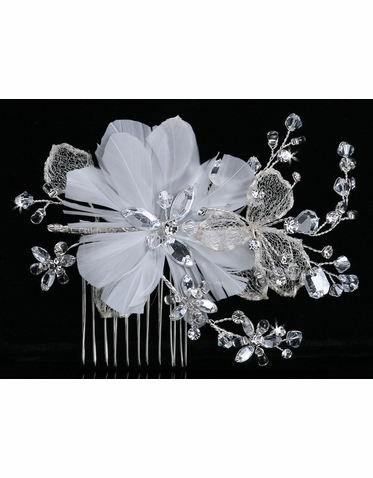 En Vogue Bridal Hair Flower FL310