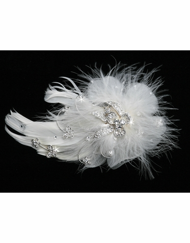 En Vogue Bridal Hair Flower FL403