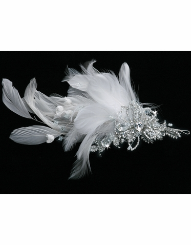 En Vogue Bridal Hair Flower FL404