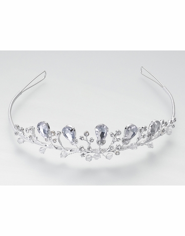 Jeweled Rhinestone Tiara