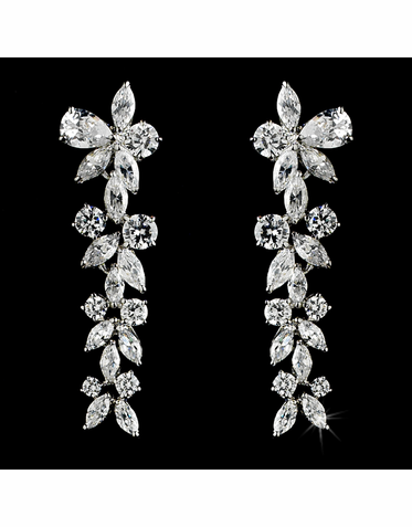 Stunning CZ Earrings - E4031