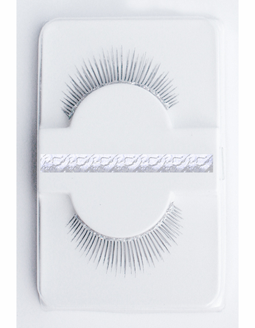 Crystal Embellished False EyeLashes