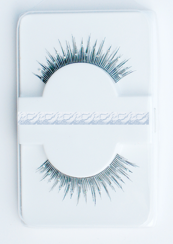 Shimmering Crystals False Eyelashes