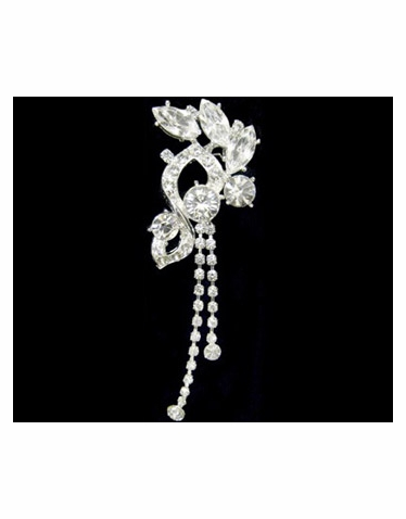 Wedding or Bridal Brooch-159