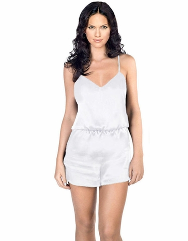 Silky Satin Romper - Available in 3 Colors!