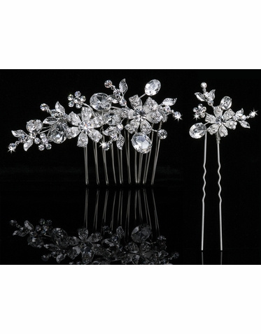 En Vogue Bridal Hair Pin and Comb HP703
