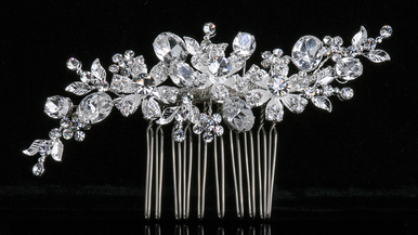 En Vogue Bridal Hair Comb HC703