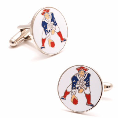 New England Patriots Cufflinks