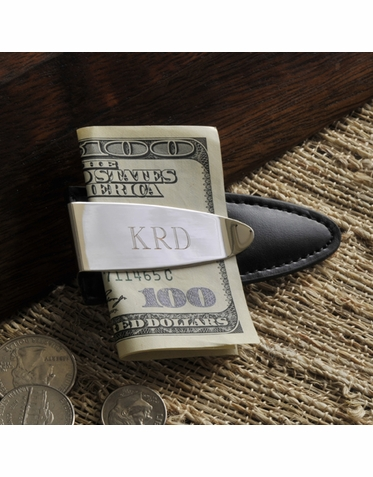 Custom Arrowhead Money Clip