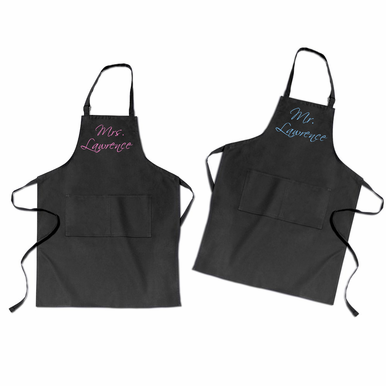 Personalized Aprons - Save When You Buy a Set!