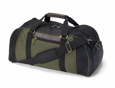 Logan Deluxe Personalized Duffle Bag