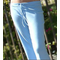 Embroidered Personalized  Capri Pants