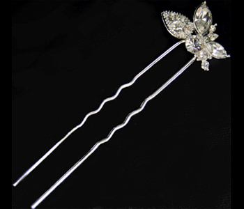 CLEARANCE: Set of 6 Bridal Hair Pins